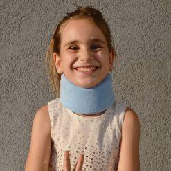 Детска ортопедична яка за врат