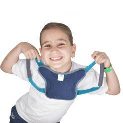 Детски ортопедичен колан за гръбначно изкривяване