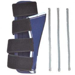 Ортеза за ръка с твърди и меки шини