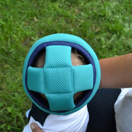Специализирана предпазна каска/шапка за деца