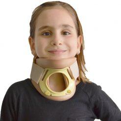Детска двустранна двустранна шийна яка за врат