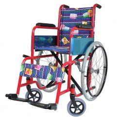 Детска сгъваема инвалидна количка