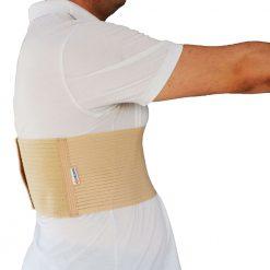 Мъжки постоперативен колан за гръден кош