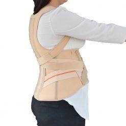 Медицински дорсолумбален корсет за гръб и рамене