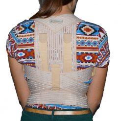 Колан за изправяне на гърба при изкривявания