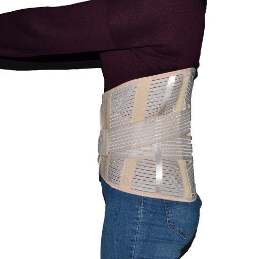 Лумбостат за кръст 32 см с висока стабилизация