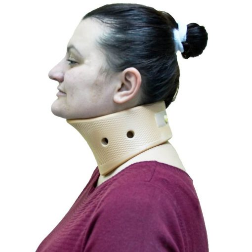 Анатомична яка за врат при дискова херния