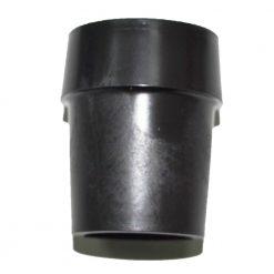 Гумен накрайник тапа за бастун или патерица Ф27