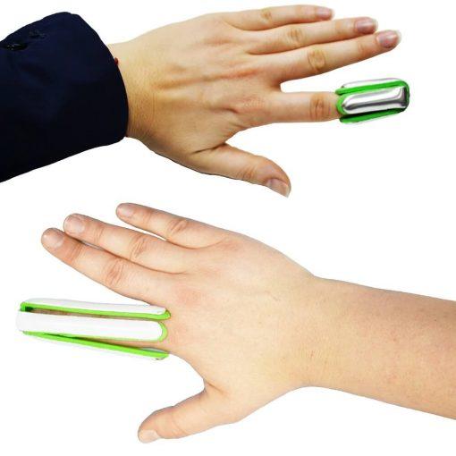 Алуминиева шина за пръст в различни размери