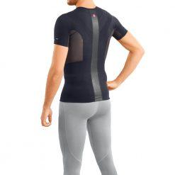 Мъжка тениска за изправена стойка на гърба