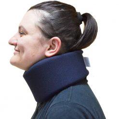 Шийна яка за врат с умерена стабилизация