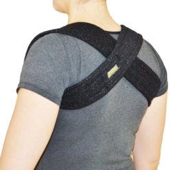 Медицински колан за гръбначно изкривяване