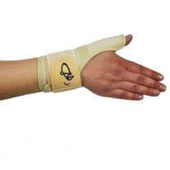 Ортеза за китка с шина за стабилизиране на палец