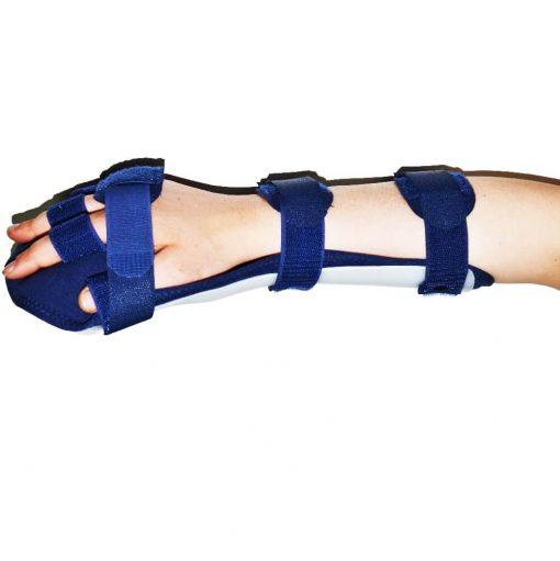 Ортостатична ортеза за ръка и пръсти за обездвижване