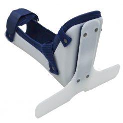 Лонгета за крак стабилизираща глезена вместо гипс