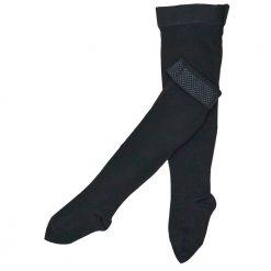 Медицинси компресивни чорапи със силикон на бедрото