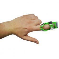 Шина за пръст с алуминий за обездвижване на фаланга