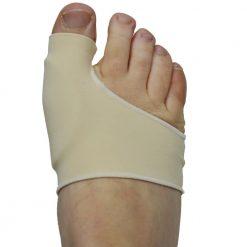 Силиконова подложка омекотяваща кокалчето на крака