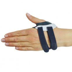 Стабилизираща шина за метакарпална област на палец