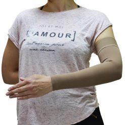 Антиварикозен ръкав от китка до под рамото