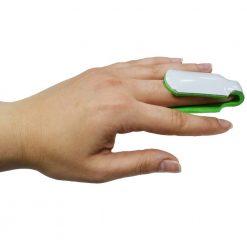 Олекотена шина за обездвижване на фаланга на ръка