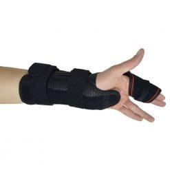 Ортопедична шина за пръстите на ръката и китката