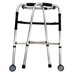 Проходилка за възрастни с колела и регулиране