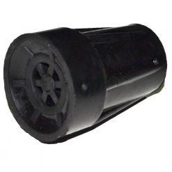 Резервна гума каучукова стъпка за бастун/патерица Ф20
