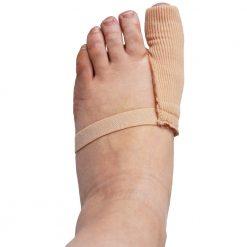 Силиконов разделител за палец на крак с налична болка