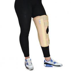 Тутор за обездвижване на коляно-шина за крак