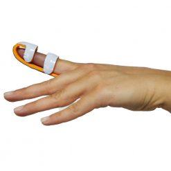 Обездвижваща шина за пръст на ръцете