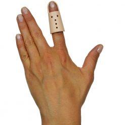 Обездвижваща шина за пръстите на ръцете