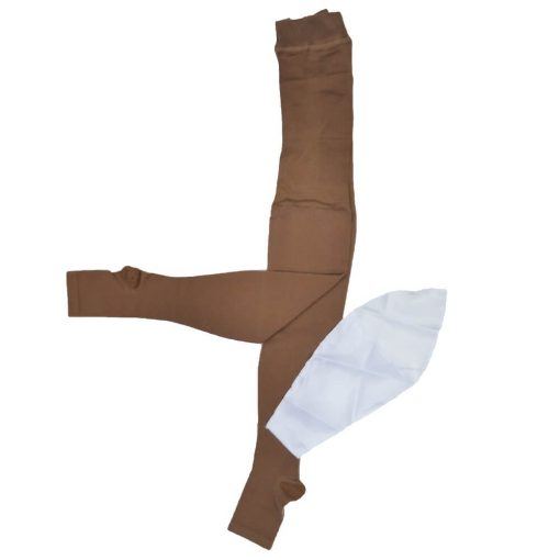Чорапогащник против разширени вени-отворени пръсти