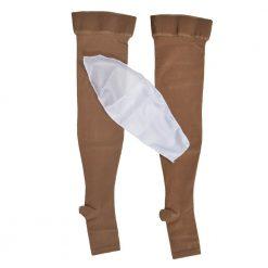 Компресивни чорапи трета степен със силикон