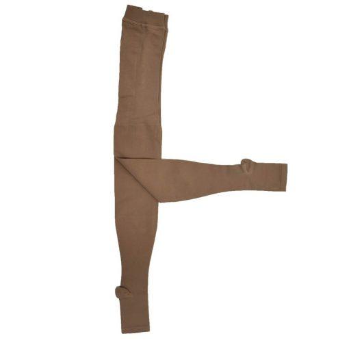 Предпазен компресивен чорапогащник-отворени пръсти
