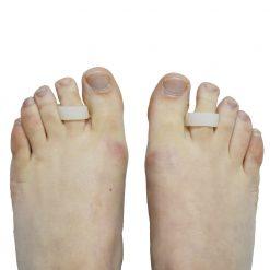 Разделител за чукообразни пръсти на крака