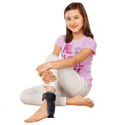 Детска наглезенка-брейс ортеза за обездвижване