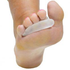 Немски силиконови разделители за чукообразни пръсти