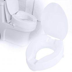 Надстройка повдигаща седалка 10см за тоалетна