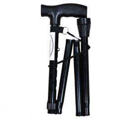 Сгъваем бастун от алуминии с връзка