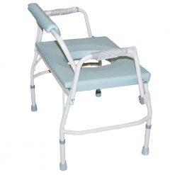 Тоалетен стол за МНОГО ТЕЖКИ хора