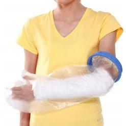 Защитен ръкав за къпане с гипс