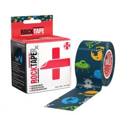 RockTape кинезио лента за деца 5м/5см