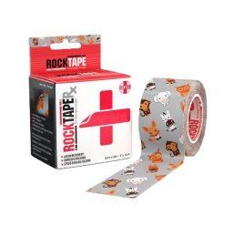 RockTape кинезио ленти за детска кожа
