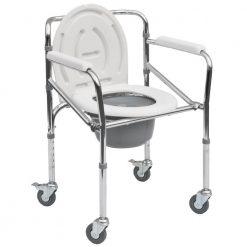 Тоалетен стол за трудно подвижни хора