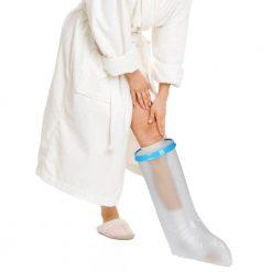 Защитен крачол за къпане при гипсиране