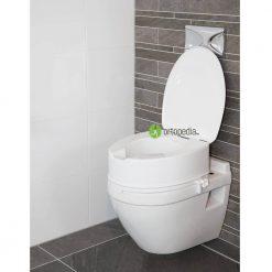 Повдигаща седалка за тоалетна с капак-10см