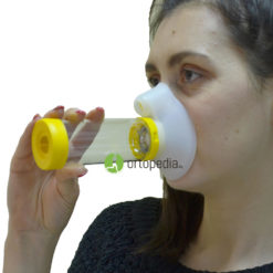 Антистатична камера инхалатор за MDI лекарства