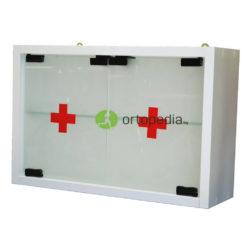 Аптечен шкаф за стена-клик вратички