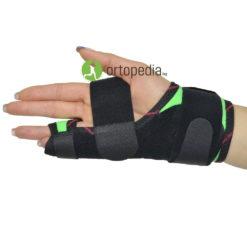 Ортеза за ръка при боксьорска фрактура